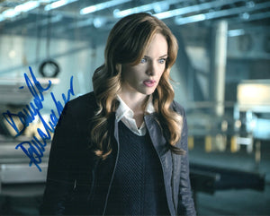 Danielle Panabaker Flash Killer Frost Signed Autograph 8x10 Photo #7 - Outlaw Hobbies Authentic Autographs
