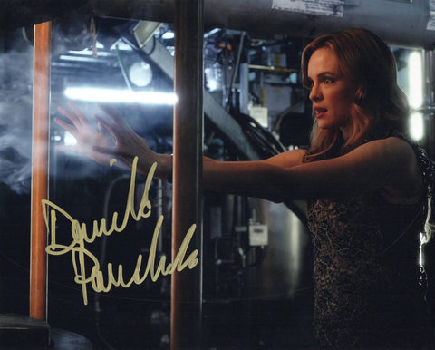 Danielle Panabaker Flash Killer Frost Signed Autograph 8x10 Photo #8