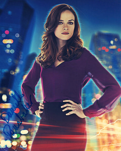 Danielle Panabaker Flash Killer Frost Signed Autograph 8x10 Photo #10 - Outlaw Hobbies Authentic Autographs