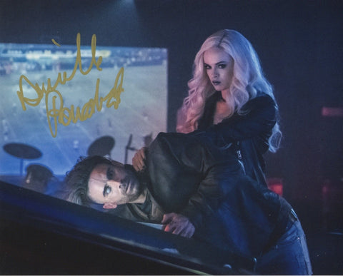 Danielle Panabaker Flash Killer Frost Signed Autograph 8x10 Photo #12 - Outlaw Hobbies Authentic Autographs