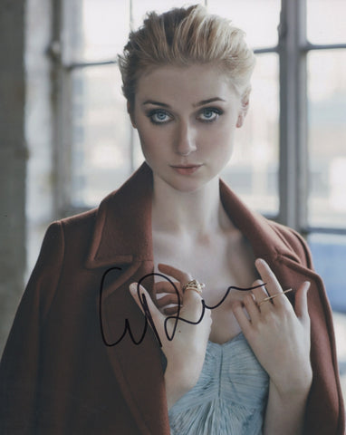 Elizabeth Debicki Sexy Signed Autograph 8x10 Photo #2
