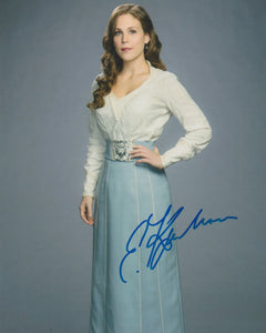 Erin Krakow When Calls The Heart Signed Autograph 8x10 Photo