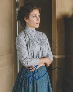 Erin Krakow When Calls The Heart Signed Autograph 8x10 Photo #7