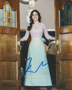 Erin Krakow When Calls The Heart Signed Autograph 8x10 Photo #6