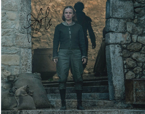 Faye Marsey Game of Thrones Signed Autograph 8x10 Photo - Outlaw Hobbies Authentic Autographs