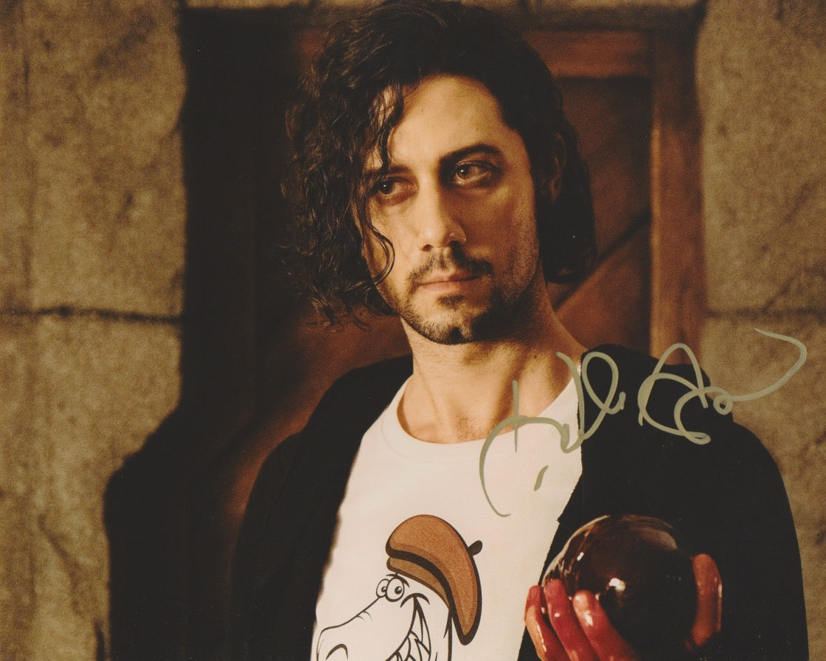 Hale Appleman Magicians Signed Autograph 8x10 Photo #5