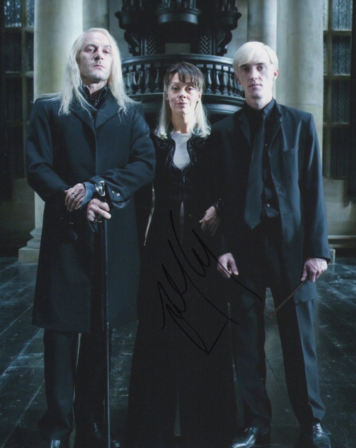 Helen McCrory Harry Potter Autograph Signed 8x10 Photo #2