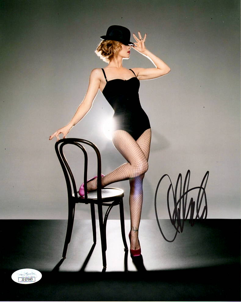 Christina Applegate Sexy Signed Autograph 8x10 JSA Photo - Outlaw Hobbies Authentic Autographs