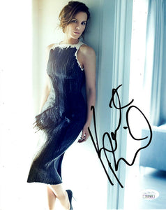 Kate Beckinsale Sexy Signed Autograph 8x10 Photo JSA Authentic #9 - Outlaw Hobbies Authentic Autographs
