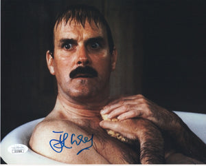 John Cleese Fawlty Towers Signed Autograph 8x10 Photo JSA Authentic #2 - Outlaw Hobbies Authentic Autographs
