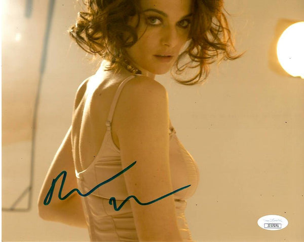 Rachel Weisz The Mummy Signed Autograph 8x10 Photo JSA Authentication #3 - Outlaw Hobbies Authentic Autographs