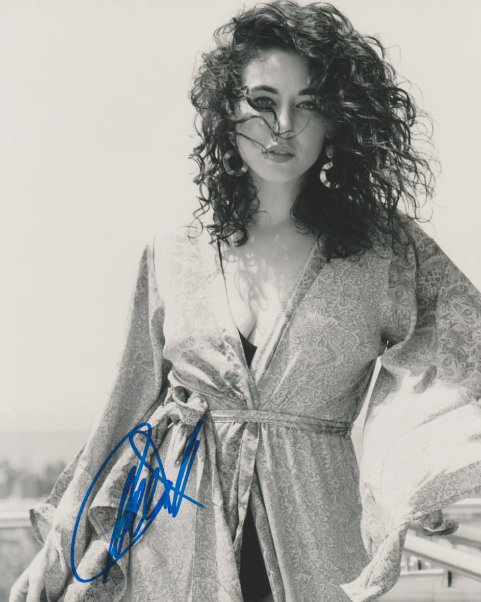 Jade Tailor Magicians Signed Autograph 8x10 Photo #3