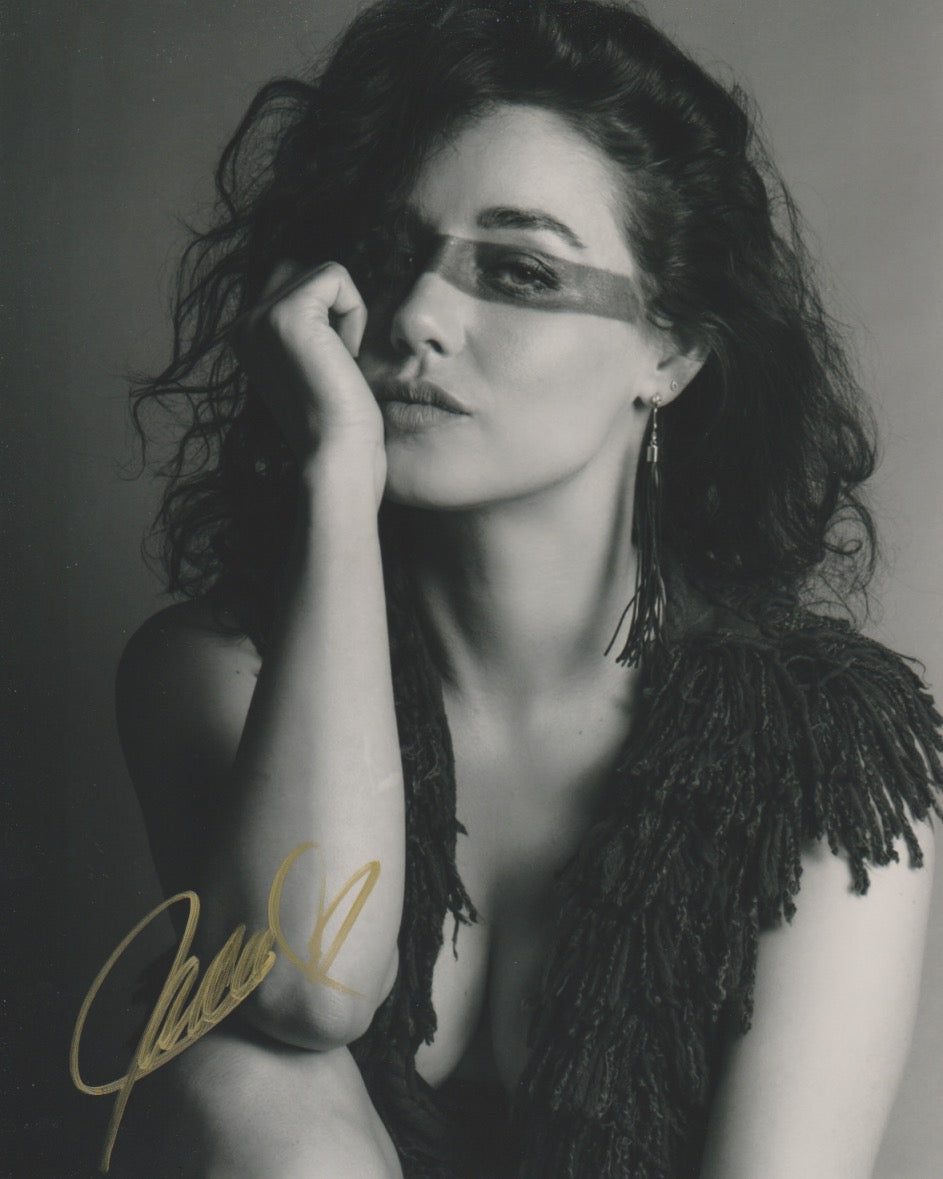 Jade Tailor Magicians Signed Autograph 8x10 Photo #4