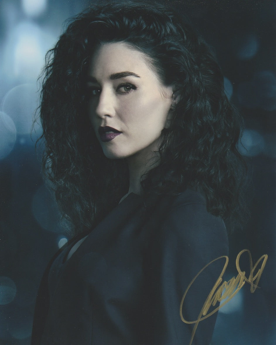 Jade Tailor Magicians Signed Autograph 8x10 Photo #7