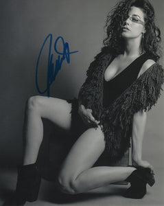 Jade Tailor Magicians Signed Autograph 8x10 Photo #6
