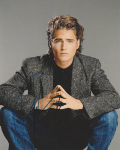 Jason Priestley 90210 Signed Autograph 8x10 Photo #3 - Outlaw Hobbies Authentic Autographs