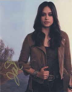 Jeanine Mason Roswell Signed Autograph 8x10 Photo - Outlaw Hobbies Authentic Autographs