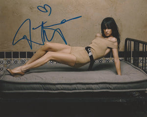 Juliette Lewis Sexy Signed Autograph 8x10 Photo  #3 - Outlaw Hobbies Authentic Autographs