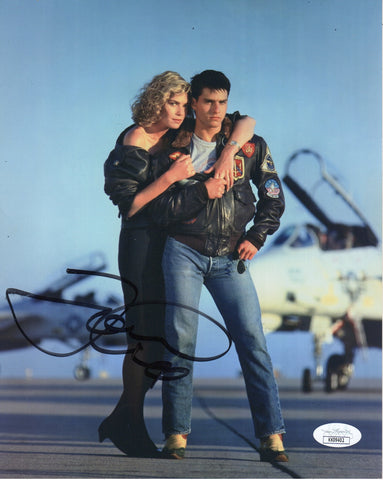 Tom Cruise Top Gun Signed Autograph 8x10 Photo JSA
