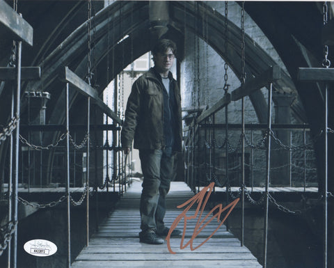 Daniel Radcliffe Harry Potter Signed Autograph 8x10 JSA Authentic Photo #19