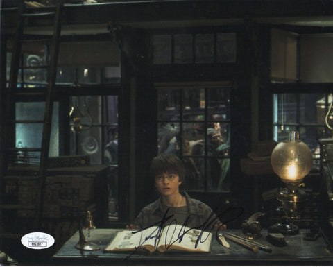 Daniel Radcliffe Harry Potter Signed Autograph 8x10 JSA Authentic Photo #24 - Outlaw Hobbies Authentic Autographs