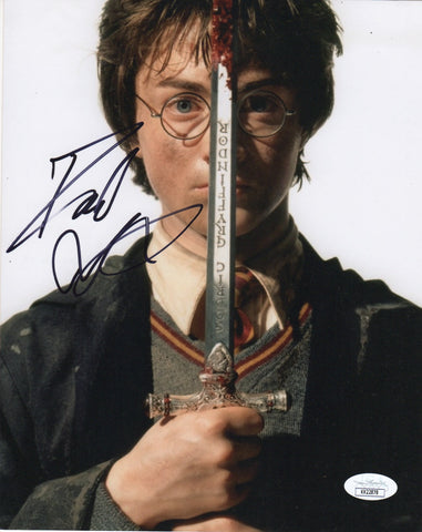 Daniel Radcliffe Harry Potter Signed Autograph 8x10 JSA Authentic Photo #25 - Outlaw Hobbies Authentic Autographs
