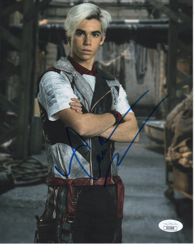 Cameron Boyce Descendants Signed Autograph 8x10 Photo JSA