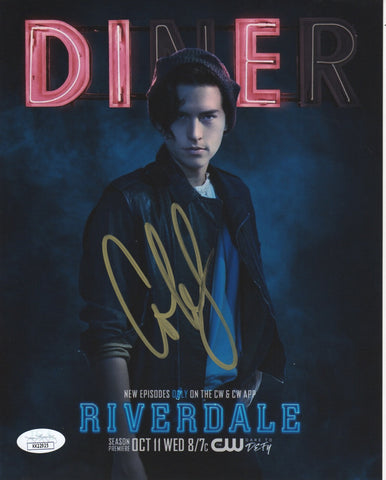 Cole Sprouse Riverdale Signed Autograph 8x10 Photo JSA #19 - Outlaw Hobbies Authentic Autographs