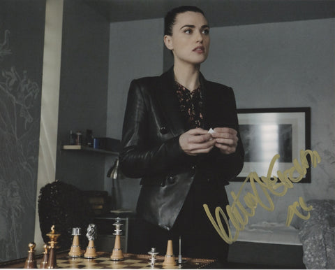 Katie McGrath Signed Autograph 8x10 Photo Supergirl #23