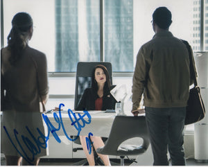 Katie McGrath Supergirl Signed Autograph 8x10 Photo #30