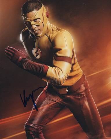 Keiynan Lonsdale Kid Flash Signed Autograph 8x10 Photo
