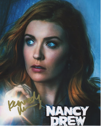 Kennedy McMann Nancy Drew Signed Autograph 8x10 Photo #14