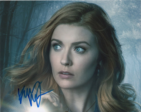 Kennedy McMann Nancy Drew Signed Autograph 8x10 Photo #21