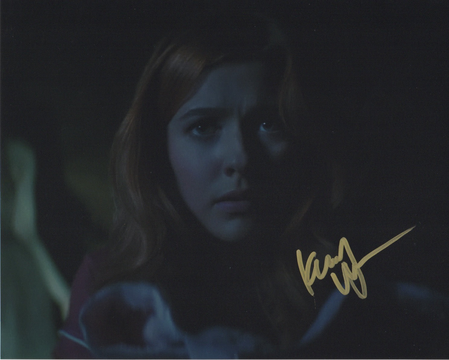 Kennedy McMann Nancy Drew Signed Autograph 8x10 Photo #7 - Outlaw Hobbies Authentic Autographs