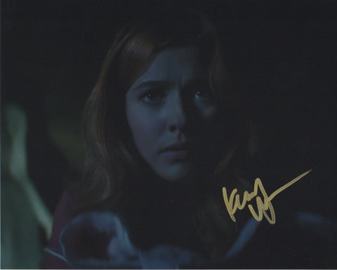 Kennedy McMann Nancy Drew Signed Autograph 8x10 Photo #7