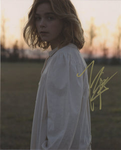 Kiernan Shipka Chilling Adventures Sabrina Signed Autograph 8x10 Photo #27 - Outlaw Hobbies Authentic Autographs