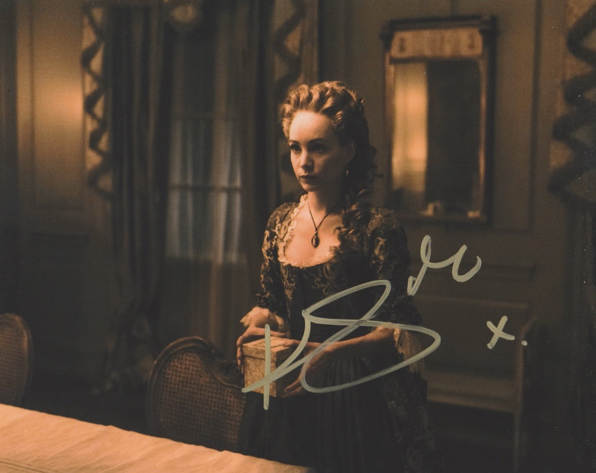 Ksenia Solo Turn Signed Autograph 8x10 Photo #3 - Outlaw Hobbies Authentic Autographs