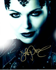 Lana Parrilla Once Upon A Time Sexy Signed Autograph 8x10 Photo #2 - Outlaw Hobbies Authentic Autographs
