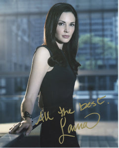 Laura Mennell Sexy Autograph Signed 8x10 Photo #8