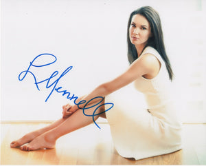 Laura Mennell Sexy Autograph Signed 8x10 Photo #5