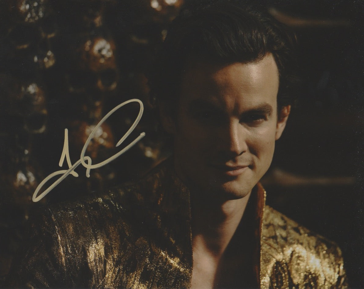 Luke Cook Sabrina Signed Autograph 8x10 Photo CAOS #2