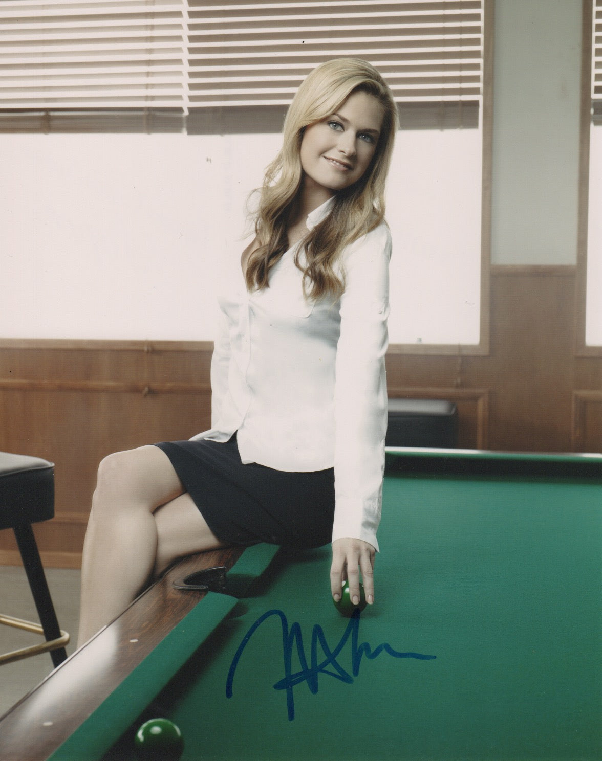 Maggie Lawson Psych Signed Autograph 8x10 Photo #3