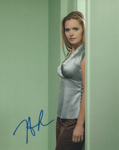 Maggie Lawson Psych Signed Autograph 8x10 Photo #4 - Outlaw Hobbies Authentic Autographs