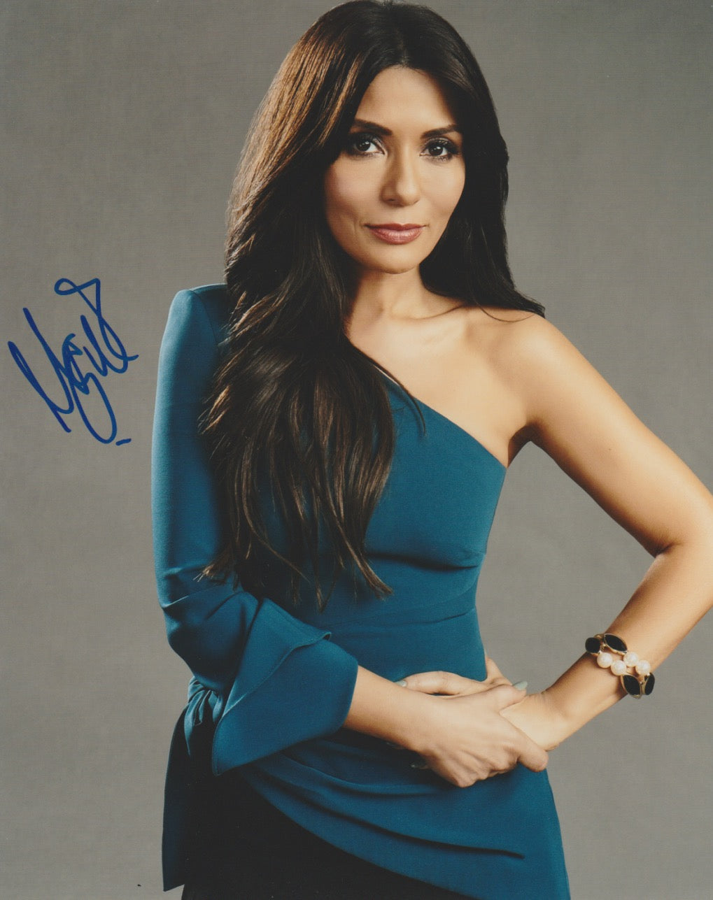 Marisol Nichols Riverdale Signed Autograph 8x10 Photo - Outlaw Hobbies Authentic Autographs