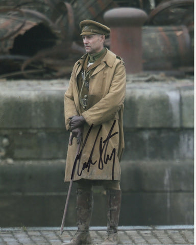 Mark Strong 1917 Signed Autograph 8x10 Photo