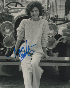 Mary Steenburgen Sexy Signed Autograph 8x10 Photo #3