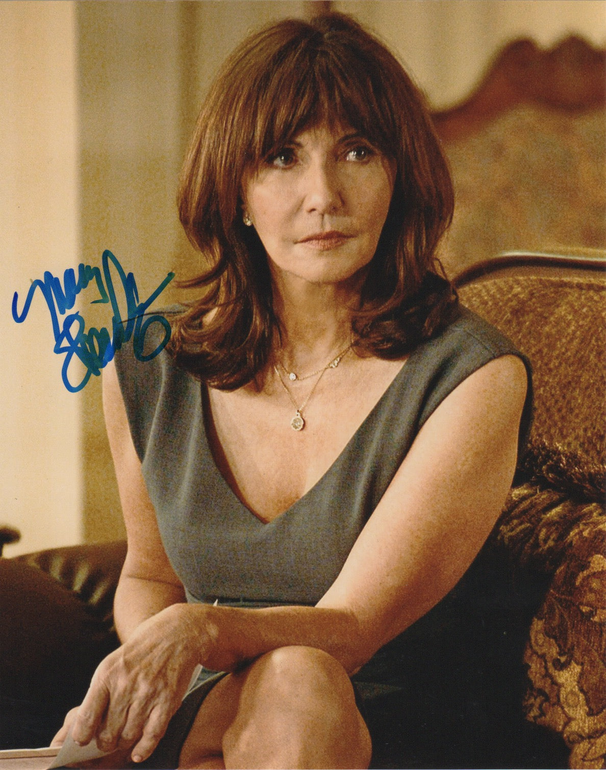 Mary Steenburgen Sexy Signed Autograph 8x10 Photo #6 - Outlaw Hobbies Authentic Autographs