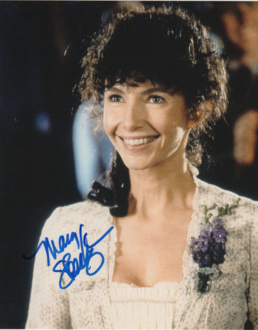 Mary Steenburgen Back to the Future Signed Autograph 8x10 Photo