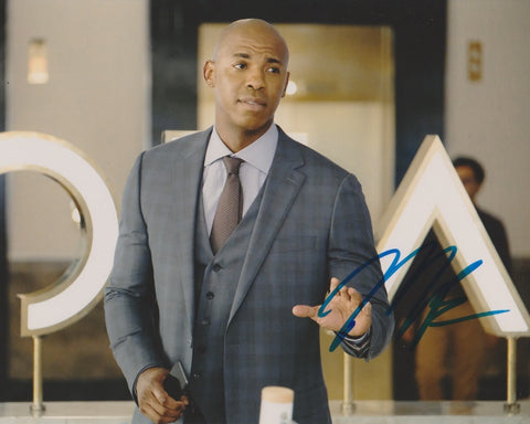 Mehcad Brooks Supergirl Signed Autograph 8x10 Photo
