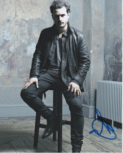 Michael Malarkey Project Blue Book Signed Autograph 8x10 Photo #8